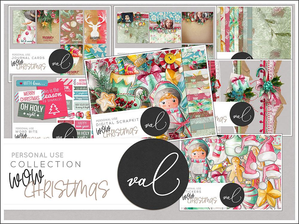 WOW Christmas {Collection}