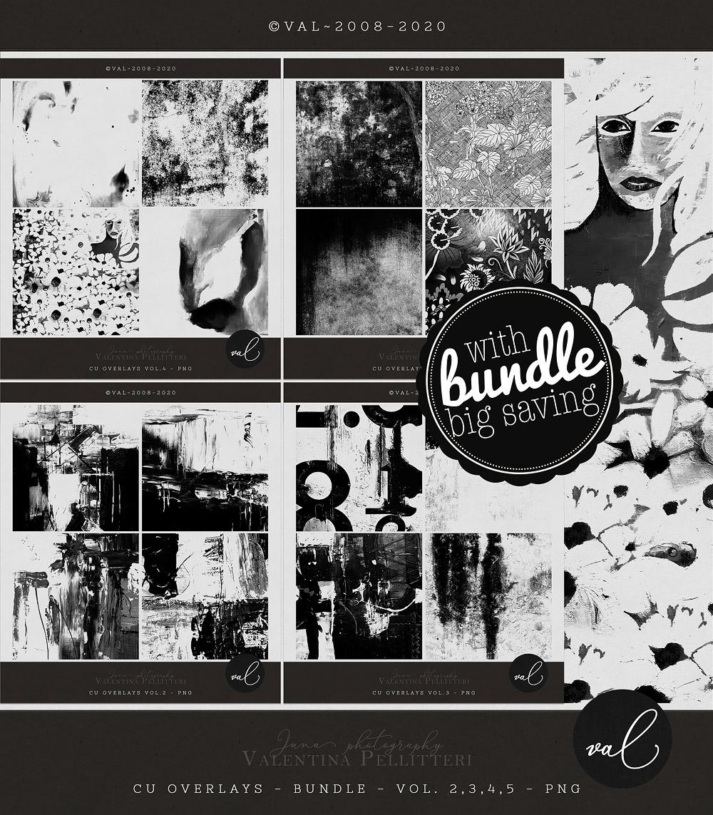CU Overlays - Bundle
