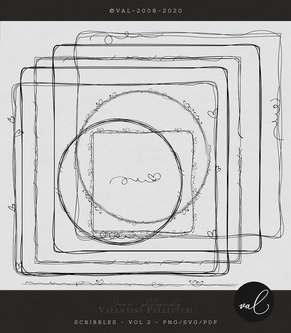 Scribbles - VOL 2