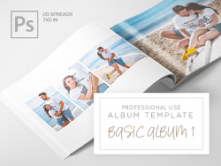 Basic Album n. 1 - 7x5