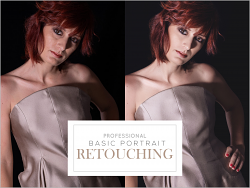 Basic Portrait Retouching