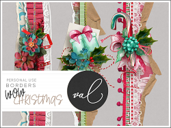 WOW Christmas {Borders}