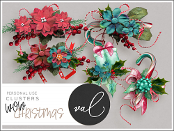 WOW Christmas {Clusters}