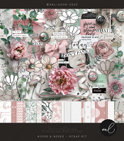 Hopes & Roses {Scrapkit}