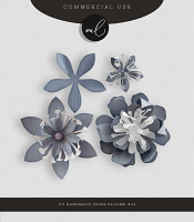 CU HANDMADE PAPER BLOOM Vol.22