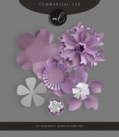 CU HANDMADE PAPER BLOOM Vol.25