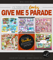 GIMME5 Parade - 10x5 - VOL.5