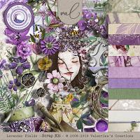 Lavender Fields {Scrapkit}