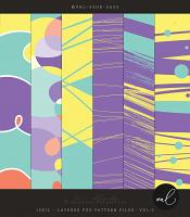 Layered Patterns 12x12 - Vol.5