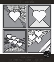 Layered Templates 12x12 - Vol.3