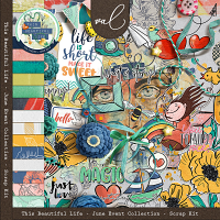 This Beautiful Life {Scrapkit}