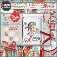 I heart February {Collection}