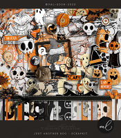 Just another BOO {Scrap Kit}