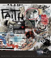Be Faithful {Artistry Add-on} | Collab WendyP Designs & Val