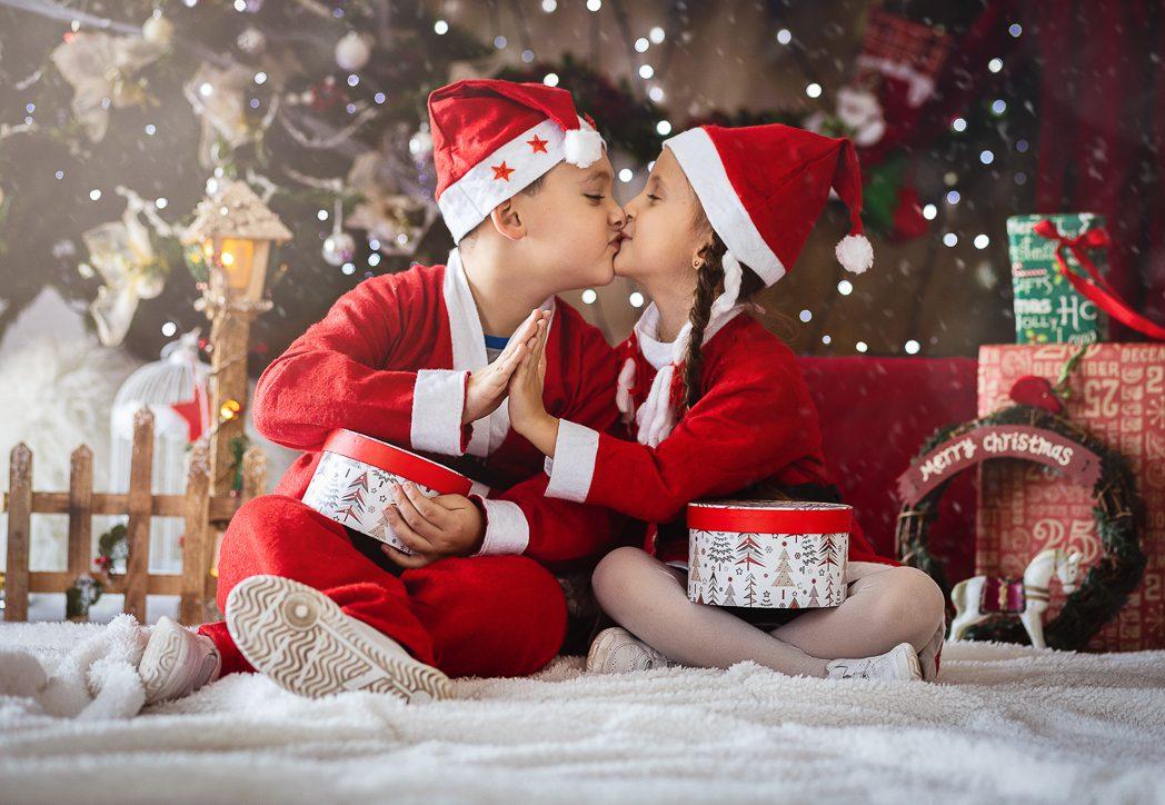 Mini Sessioni di Natale