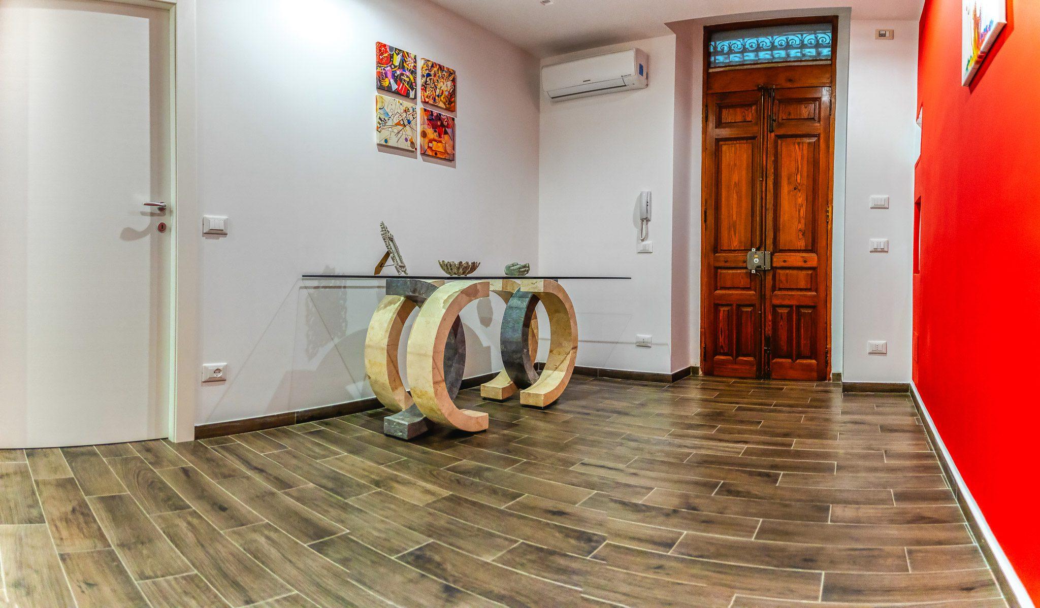 Modern flat in Messina